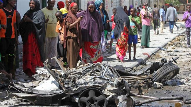 Photo of At least 4 killed in bombing in Somali capital