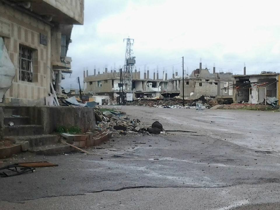 Photo of Syrian Army back on offensive in Sheikh Miskeen: 20+ buildings captured