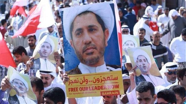 Photo of Bahrainis call for immediate release of Sheikh Salman