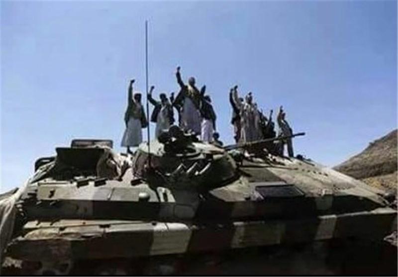 Photo of Yemeni Forces Capture Saudi Military Base in Najran