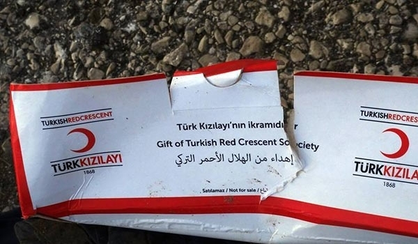 Photo of Syria: Army Finds More Proof of Turkey's Aid to Terrorists in Aleppo