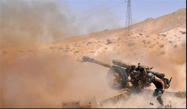 Photo of Terrorists Suffer Heavy Casualties in Army's Artillery Shelling across Syria