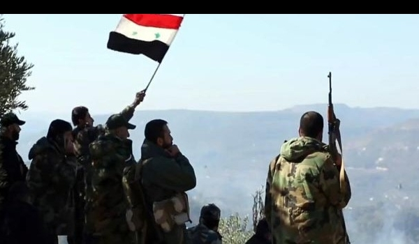 Photo of Syrian Army Captures More Strategic Regions in Lattakia Province