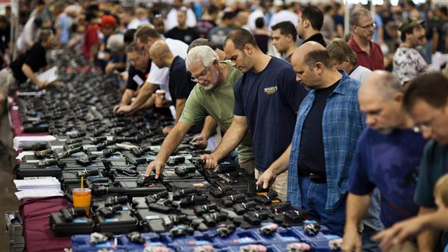 Photo of US gun homicide rate 25 times higher than other nations