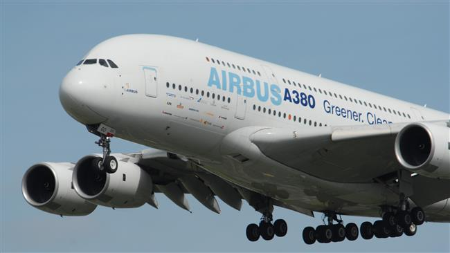 Photo of Iran says A380s 'may not be delivered'