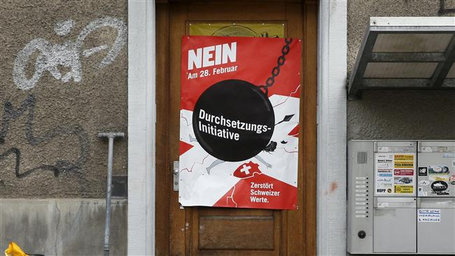 Photo of Swiss to vote on expulsion of foreigners in case of minor crimes