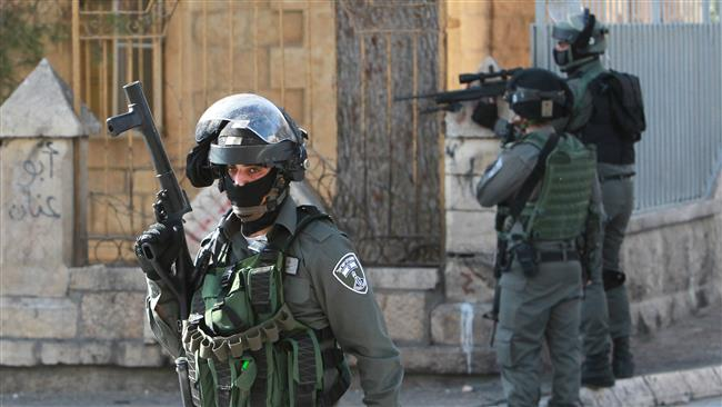 Photo of Palestinian prisoners abused by Israeli interrogators