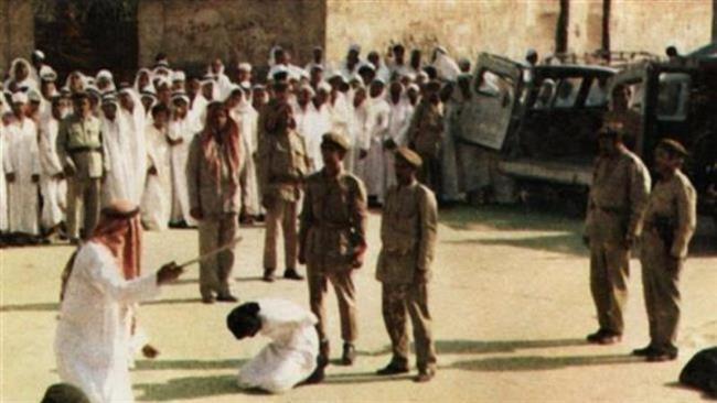 Photo of Saudi beheads three convicted drug traffickers