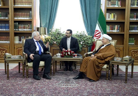 Photo of Rafsanjani: Iran keen to cooperate with world countries