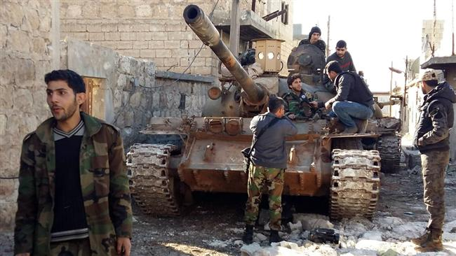 Photo of Syrian forces liberate four villages in Latakia