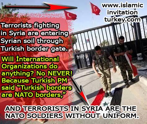 ISIL enter Syria via Turkey