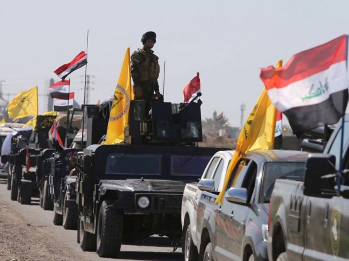Iraqi-soldiers