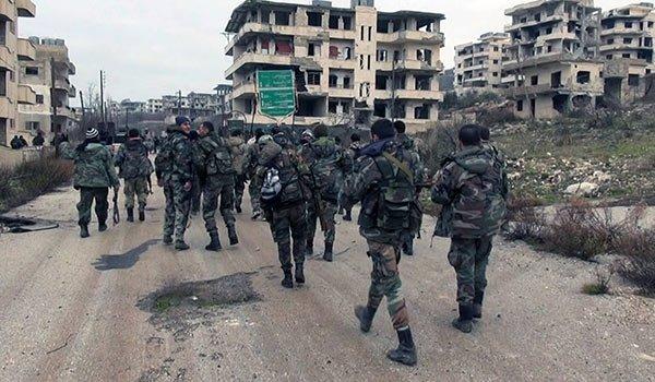 SyrianArabArmy