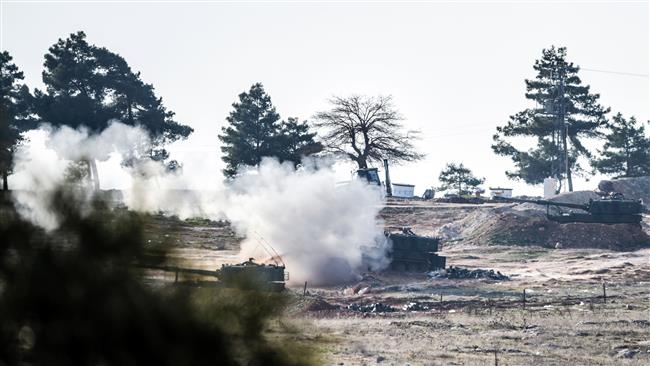 Photo of Turkey violates Syria truce by shelling Kurds: Kurdish official