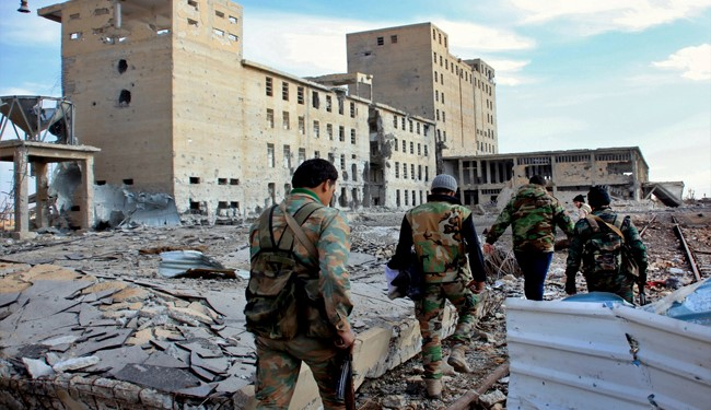 EXCLUSIVE VIDEO: Syrian Army Troops Repel Terrorists Attack in Kafin in Aleppo