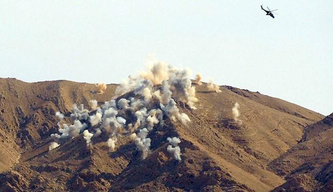 Photo of Syrian Warplanes Pound ISIS, Jabhat Al-Nusra Terrorists in Homs