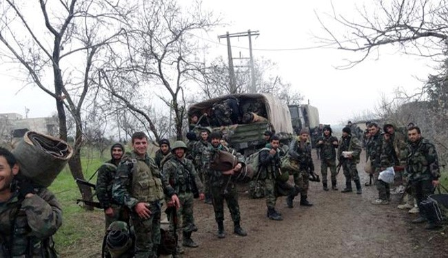 Syrian Army Scores More Victories against Militants North of Latakia