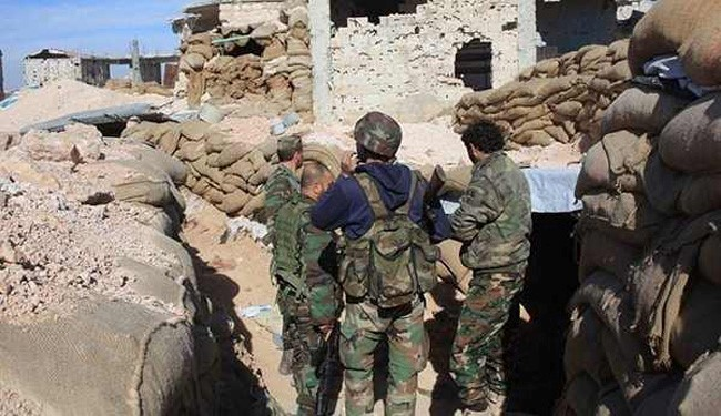 Hezbollah, Syrian Army Troops Approaching Idlib Province
