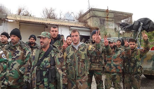 Syrian Army Troops Crush Al-Nusra Militants in Latakia Province