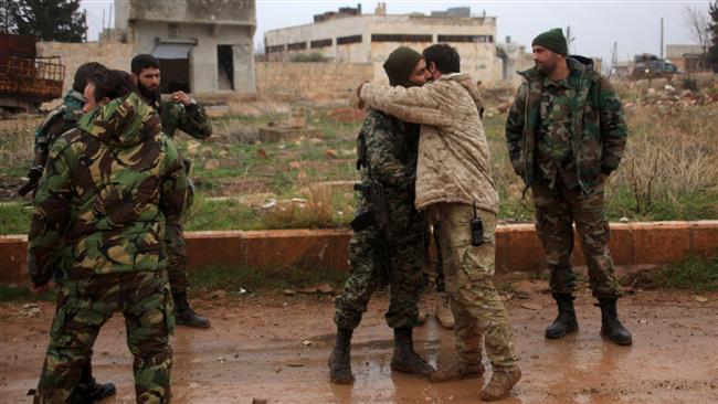 Photo of Syria army retakes strategic town in Latakia