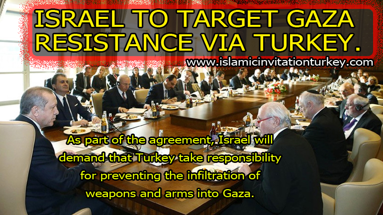 """Photo of Israeli professor, """"The only way to finish Gaza Resistance is Turkey,"""""""