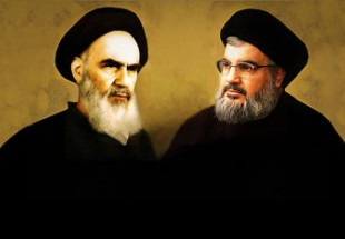 Photo of Imam Khomeini: The founding father of Hezbollah