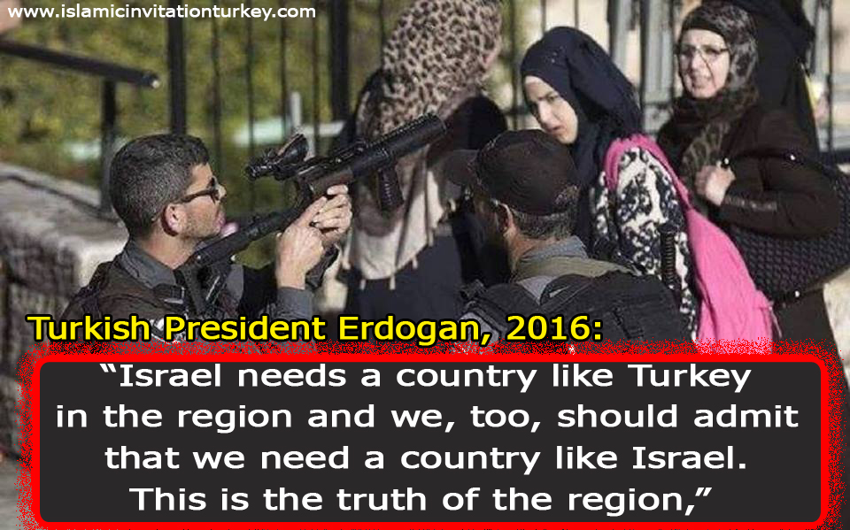 Photo of Is Erdogan working for Israel under pro-Palestine face?