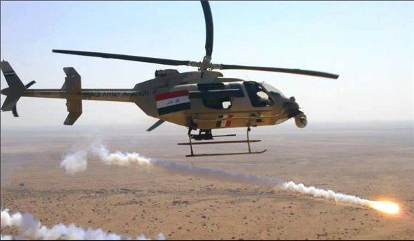 Photo of Inhuman ISIL Commander Killed in Iraq's Al-Karamah