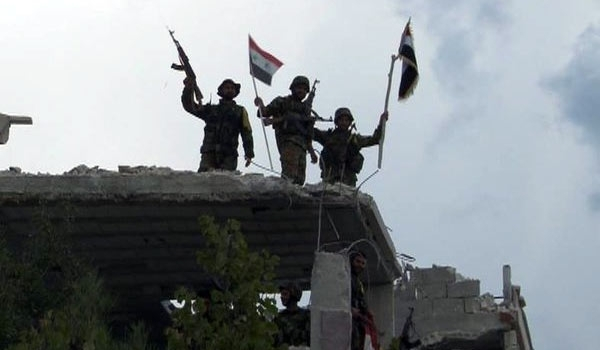Photo of Syrian Army Repels Terrorists' Attack in Deir Ezzur