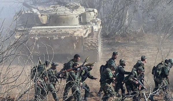Photo of Syrian Army Repulses ISIL Aggression near Deir Ezzur Airbase