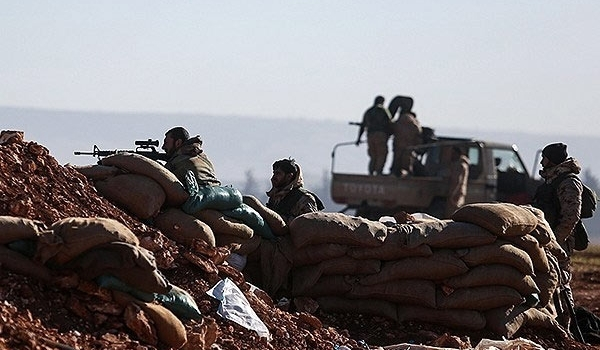 Photo of Nusra Terrorists Squashed in Lattakia's Mountainous Areas
