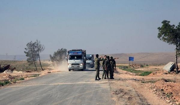 Photo of Deir Ezzur: Syrian Army Seizes Back Key Road