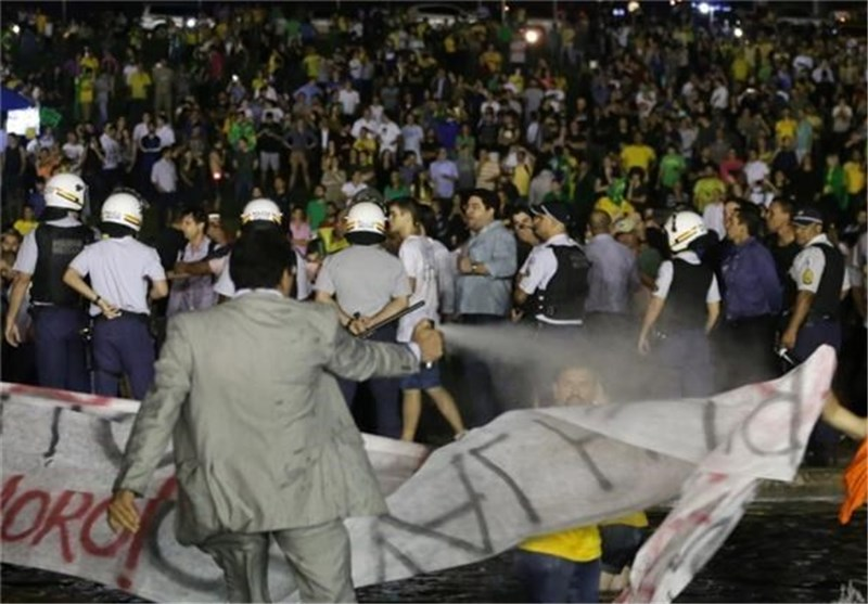 Photo of Protests in Brazil after Lula Appointed Chief of Staff