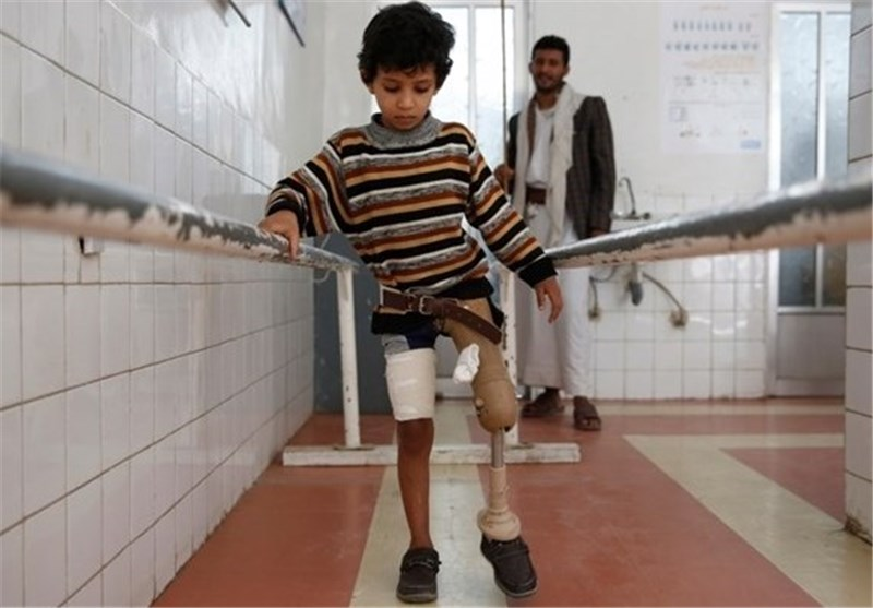 Photo of Six Children Killed, Maimed Daily in Yemen since Saudi Airstrikes Began: UN