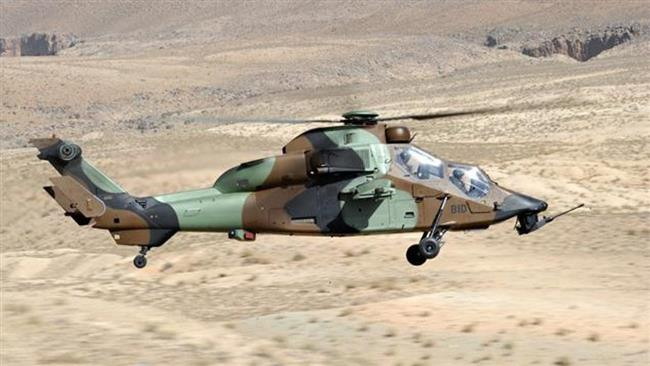 Photo of Algeria copter crashes in reconnaissance mission, 12 die
