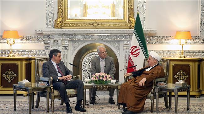 Photo of West says one thing, does another in terror fight: Iran's Rafsanjani