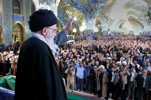 Photo of 'Islamic Republic Has Destroyed Enemy Trenches Inside Iran' Leader of Islamic Ummah and Oppressed Imam Khamanei
