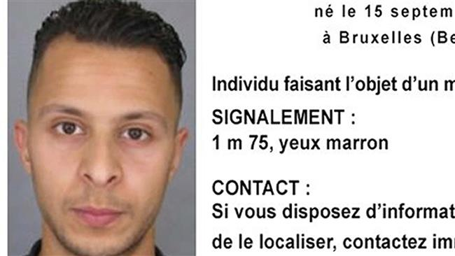 Photo of Belgian suicide bomber changed his mind during Paris attacks