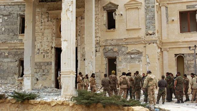 Photo of UNESCO chief welcomes push to liberate ancient Syrian city of Palmyra