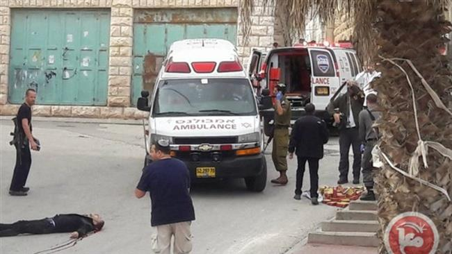 Photo of Terrorist Israeli forces shoot dead two Palestinians in West Bank