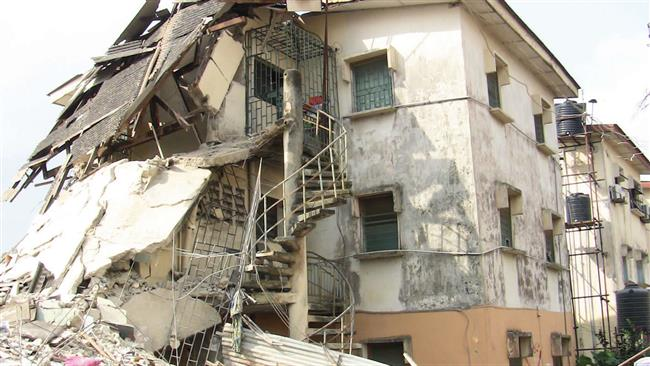 Photo of Nigeria building collapse death toll hits 30