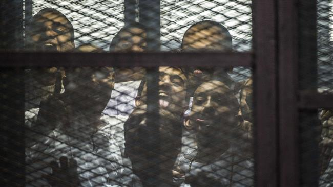 Photo of Rights groups condemn Egypt's crackdown on activists