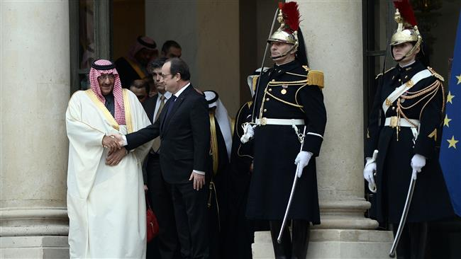 Photo of Hollande faces criticism for awarding highest French honor to Saudi prince