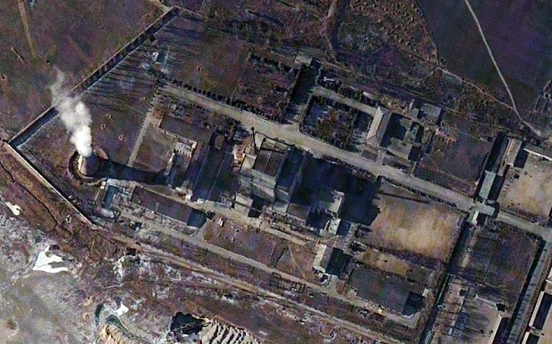 North Korea Nuclear Test Site Ready for New Tests: Monitor