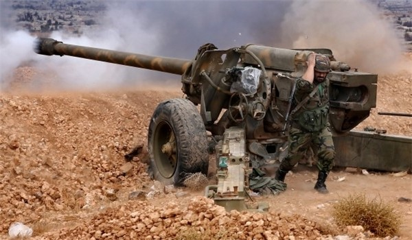 Syrian Army Troops Retake Two Strategic Regions near Quaryatayn