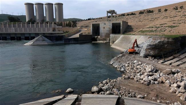 Photo of UN meeting told of disaster if Mosul dam collapses