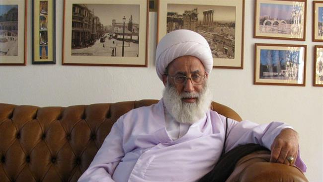 Photo of Slaughterer zionist Saudi regime detains top Shia scholar in Eastern Province