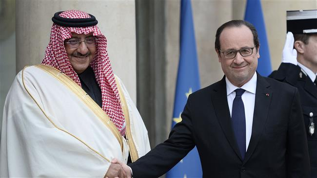 Photo of Prince Nayef himself requested France's Legion d'Honneur: Report