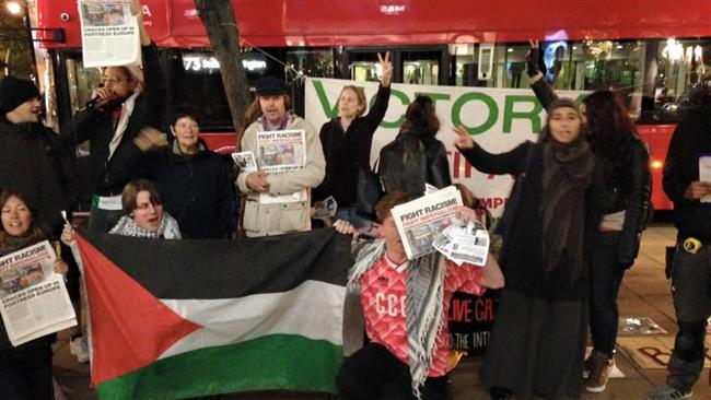 Photo of Slaughterer zionist regimes' ally Britain bans boycotts of israel