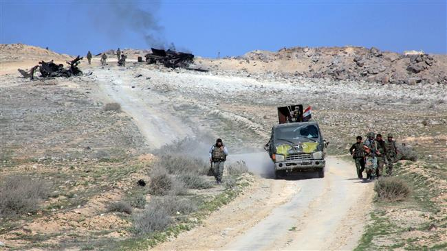 Photo of Syrian army recaptures villages, areas in Aleppo